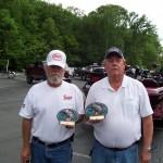 Dave Estes and Bob Pettey