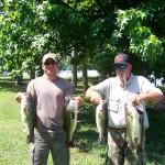 Shane Majewski and Chuck Pettit