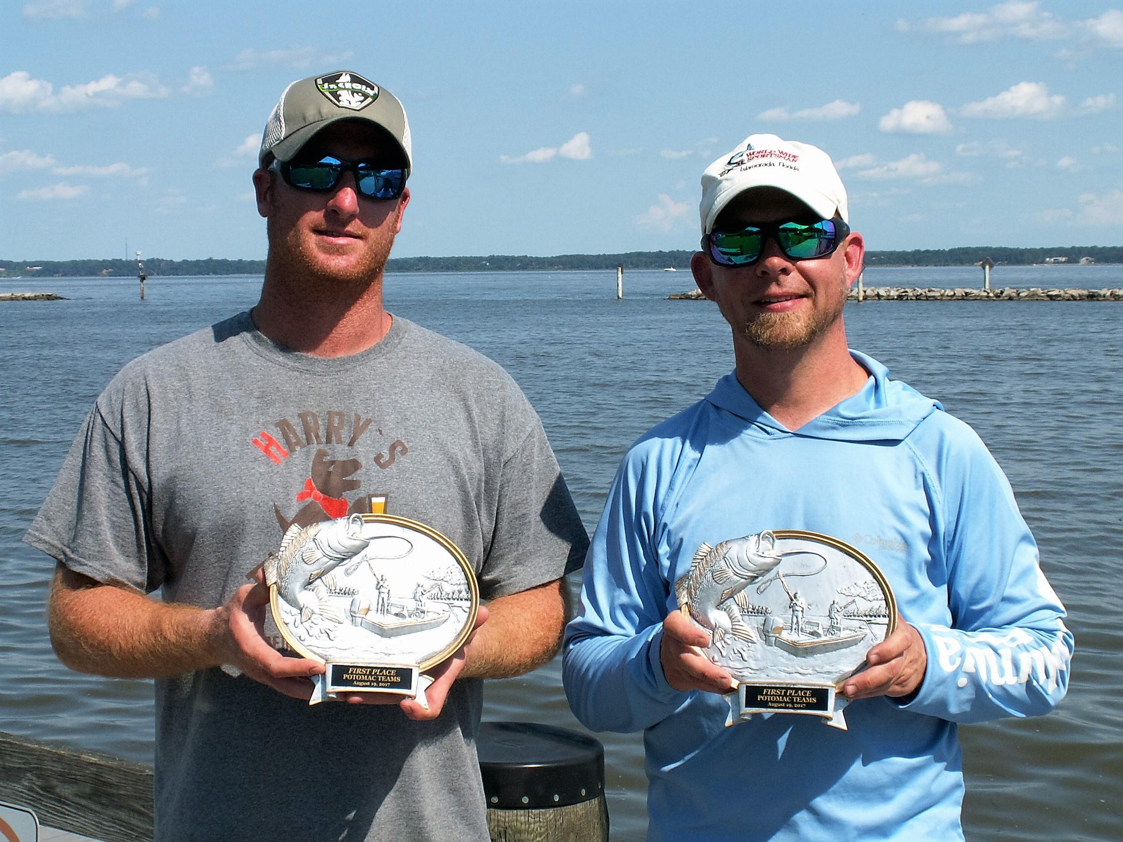 Potomac Teams Tournament Bass Fishing Circuit On The